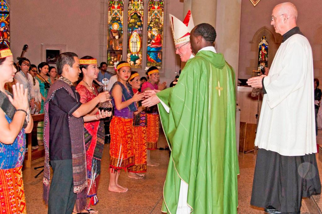 Multicultural Mass