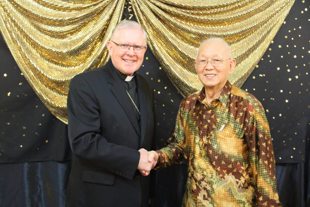 20th anniversary of the Indonesian Catholic Family in Brisbane