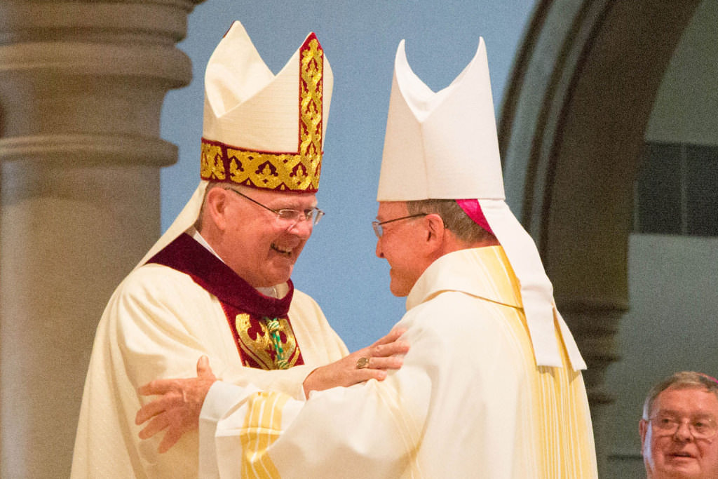 Solemn Mass and Liturgical Reception of Archbishop Mark Coleridge