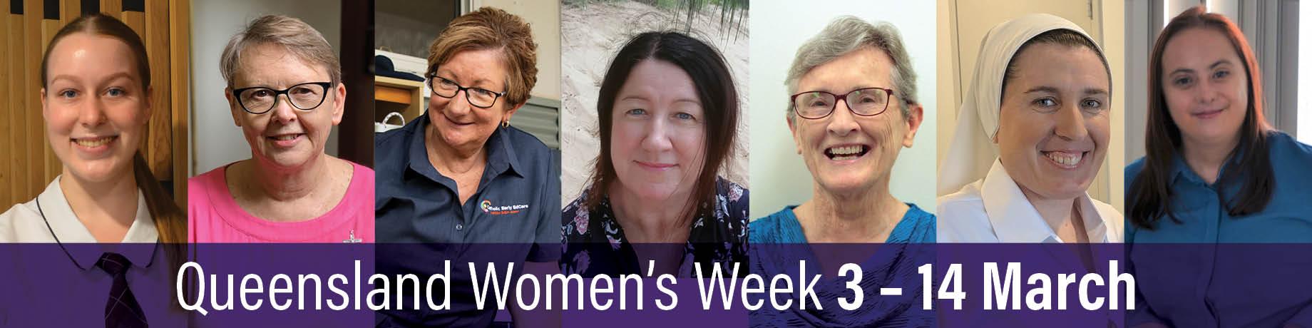 Queensland Women's Week