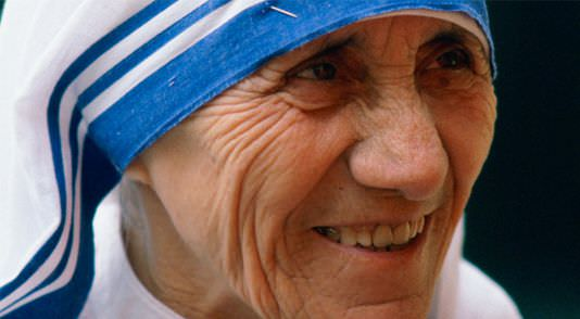 Blessed Mother to become St Teresa of Kolkata