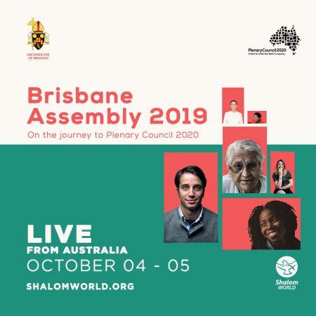 Brisbane Assembly Live Web Cast