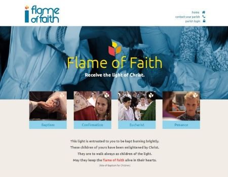 Flame of Faith