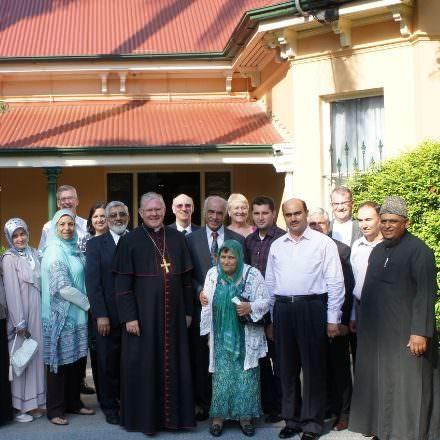 Inter-religious relations