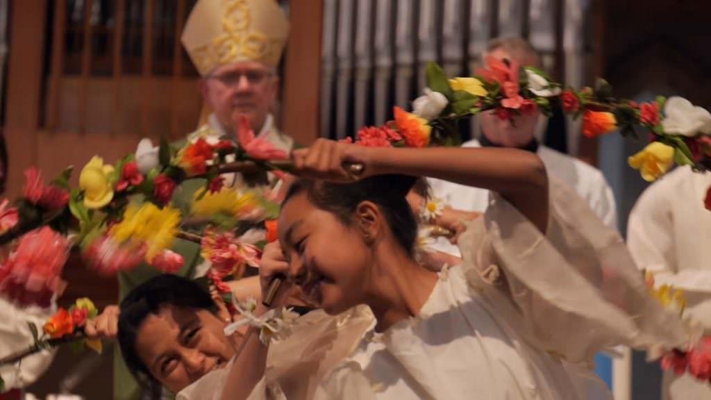 Multicultural Mass 2015