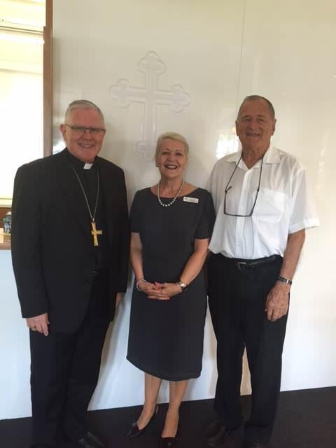 Pastoral visit to St Ignatius Parish Toowong