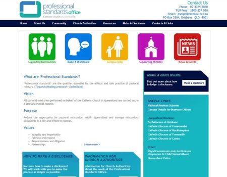 Professional Standards Office Queensland