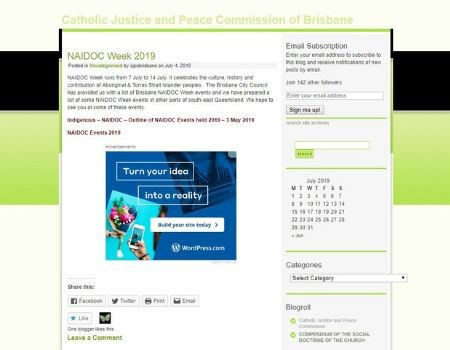 Catholic Justice and Peace Commission